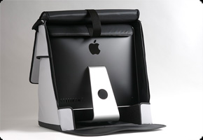 Soluções de transporte para equipamentos Apple